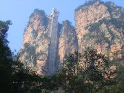 百龙天梯图片