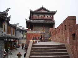 北门古城楼图片