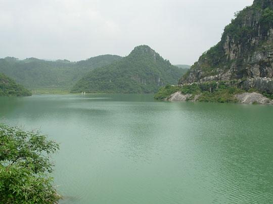 湄江风景区 娄底市旅游景点