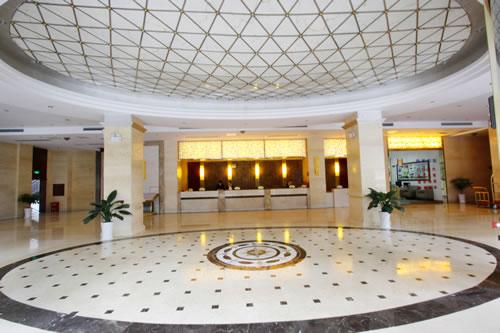 凤天国际大酒店 大堂