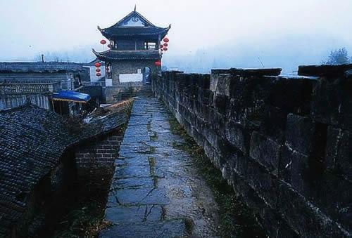 黄丝桥古城 凤凰黄丝桥古城 凤凰旅游景点攻略