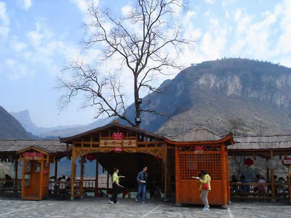 苦竹寨 苦竹寨景点介绍 张家界桑植县旅游风景区